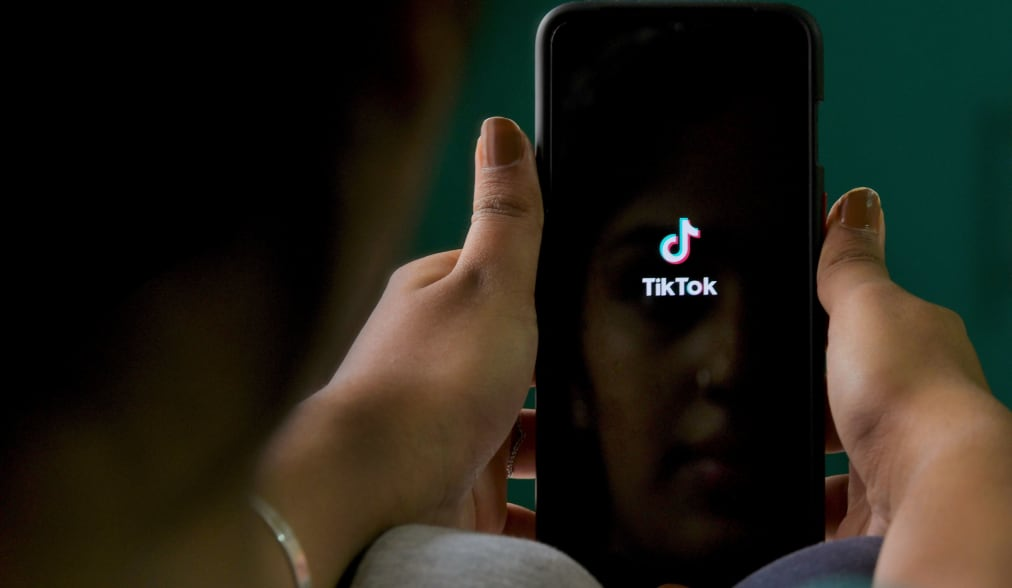 """U.S. Secretary of State Mike Pompeo says government is """"looking at"""" banning TikTok"""