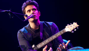 "John Mayer guesses he just feels like on new single ""I Guess I Just Feel Like"""