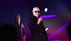 Pitbull to address the U.N.