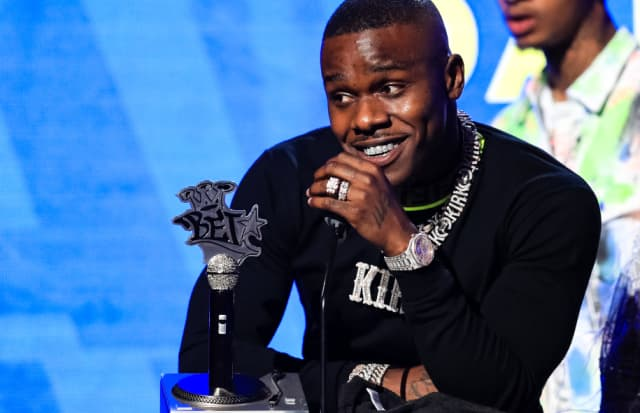DaBaby teases new music after release from jail 1