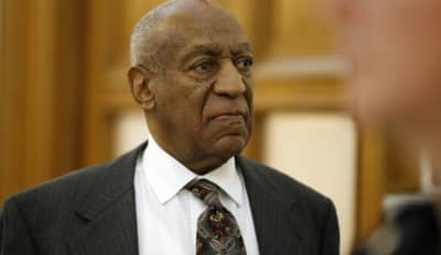 "Bill Cosby calls himself a ""political prisoner"" in rant against the media"