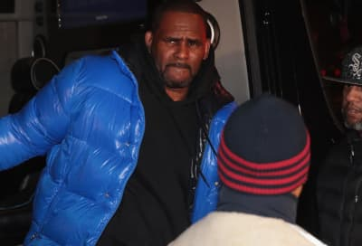 R. Kelly's bond set at $1,000,000 after being charged with criminal sexual abuse