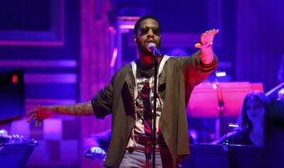 "Watch Kid Cudi Perform ""Kitchen"" On The Tonight Show"