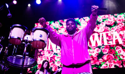 20 beautiful photos from Day 1 at FADER Fort A3C 2019