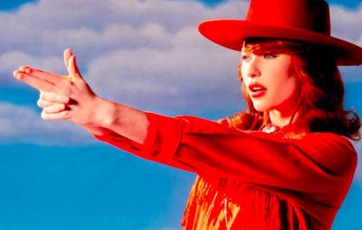 "Allison Ponthier faces down her truest self on her debut single ""Cowboy"""