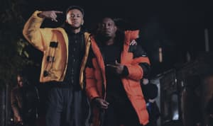 "Yizzy and Dizzee Rascal share video for cross-generational grime banger ""Back It"""