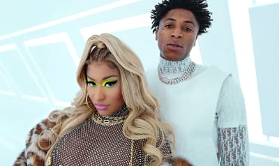 "Nicki Minaj and YoungBoy Never Broke Again team up on ""What That Speed Bout?!"""