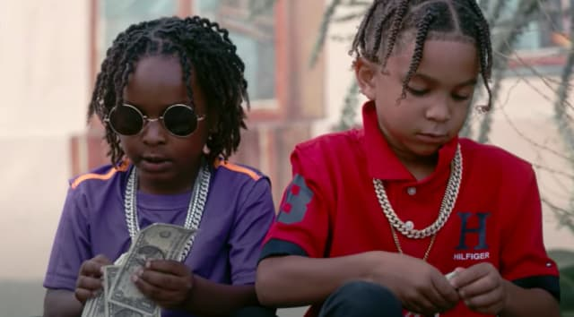 "03 Greedo and Chief Keef's ""Bands In Da Basement"" video is one for the youth 1"