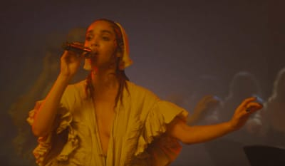 Watch FKA twigs's breathtaking performance at Maida Vale studios