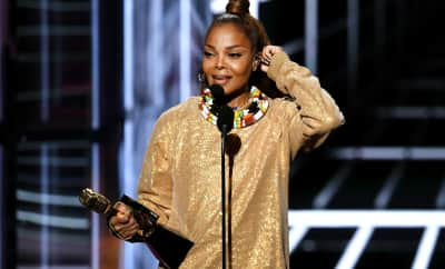 Janet Jackson to accept Global Icon Award at 2018 EMAs