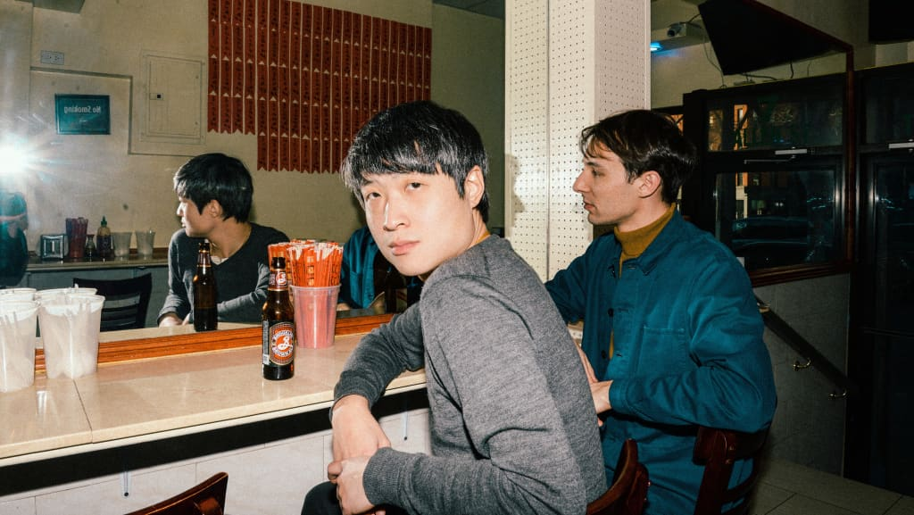 """Hear Gong Gong Gong's chasmic new single """"Some Kind of Demon"""""""