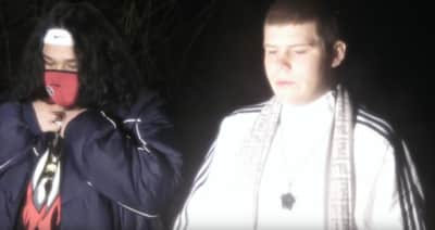 "Yung Lean And Uli K Stay ""Schemin"" In Their New Music Video"