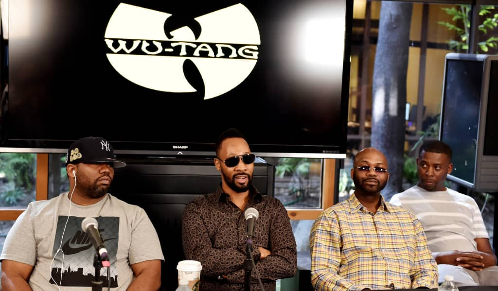 A Wu-Tang Clan theme park is in the works