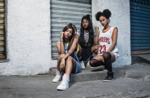 "Brazilian Rap Trio Diamond, FKA Pearls Negras, Return With ""Bad Girls"""