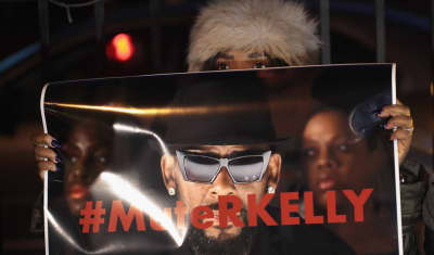 R. Kelly has been banned from the city of Philadelphia