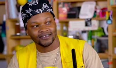 Watch BJ The Chicago Kid's career-spanning Tiny Desk Concert