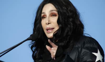 Cher has a new album on the way