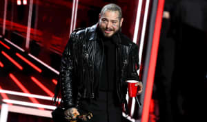 Post Malone tops Billboard's year-end artist chart for the second year in a row