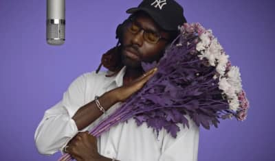 "Watch Blood Orange's COLORS performance of ""Dark & Handsome"""