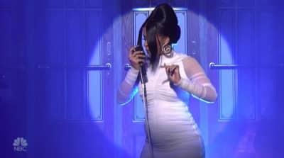 Watch Cardi B's full performances on Saturday Night Live