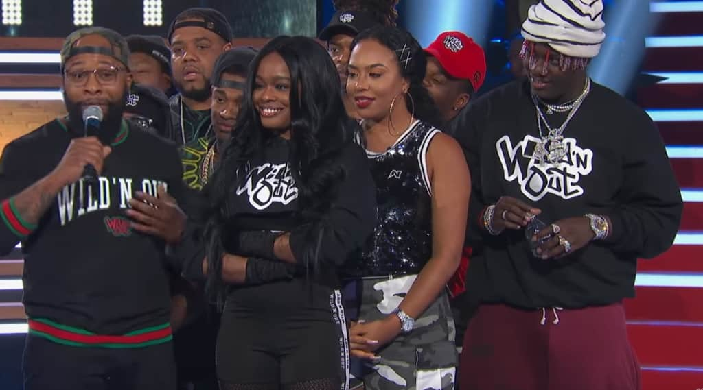 best sneakers e33c0 8a24b Watch Azealia Banks's controversial Wild 'N Out appearance ...