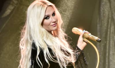 Kesha's new album is dropping in December