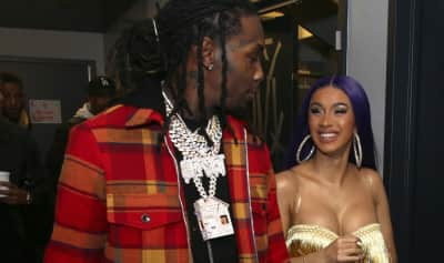 Offset asks for Cardi B's forgiveness in Instagram apology