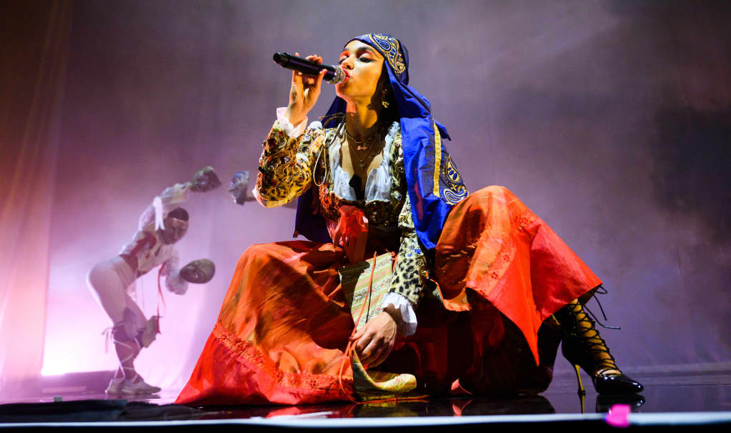 The agony and the ecstasy of FKA twigs