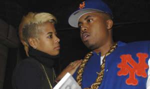 Nas denies Kelis's allegations of domestic violence