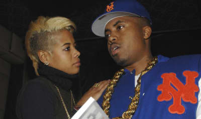 Nas denies Kelis's allegations of domestic violence