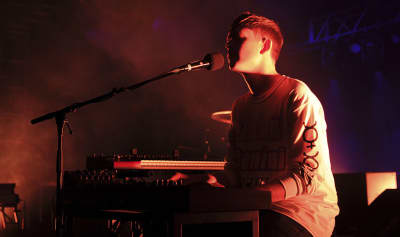 "Listen To A New Version Of James Blake's ""Timeless"" With Vince Staples"