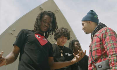 "Watch Shoreline Mafia's new ""Caribbean"" video"