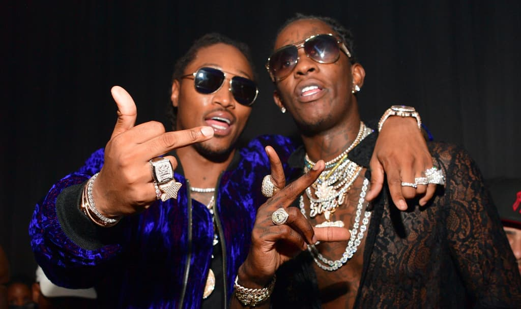 Young Thug teases Super Slimey 2 material with Future, Gunna, and Lil Baby