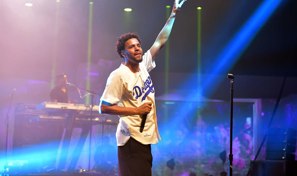 J. Cole Earns His Fourth No. 1 Album With 4 Your Eyez Only