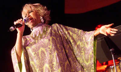 An 80-Part Series About The Life Of Celia Cruz Is Now Available On Netflix
