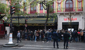 The Bataclan Reopens On Anniversary Of Paris Terror Attack