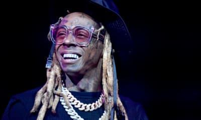 "Lil Wayne shares new song ""Ain't Got Time"" following Trump pardon"