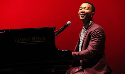 John Legend, Metallica, And More To Perform At The 2017 Grammy Awards