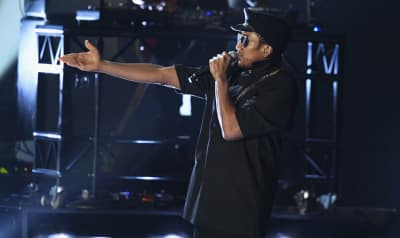 Watch Anderson .Paak And A Tribe Called Quest Perform With Busta Rhymes At The 2017 Grammys