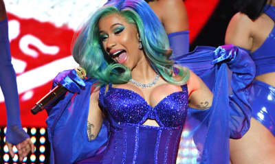 """Cardi B is trademarking """"bocktails"""" for a new line of drinks and a TV series"""