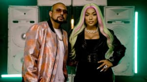 "Sean Paul & Stefflon Don hit the dancefloor in ""Shot & Wine"""