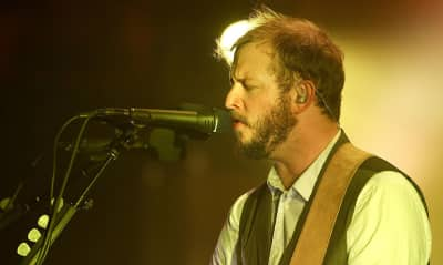 Watch Bon Iver's Hour-Long Performance For NPR