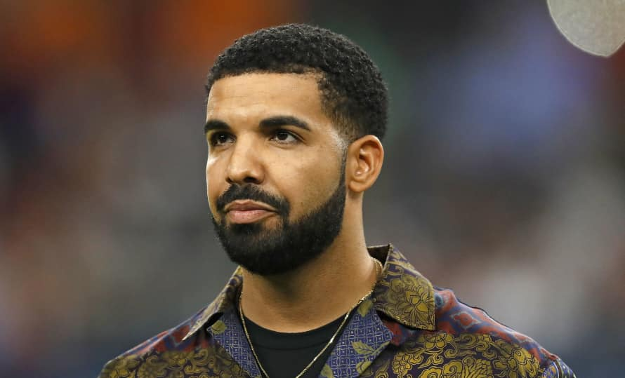 Drake is the most streamed artist in Spotify history