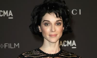"Hear St. Vincent cover Lou Reed's ""Perfect Day"""
