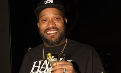 Armed intruder tries to rob Bun B, gets shot