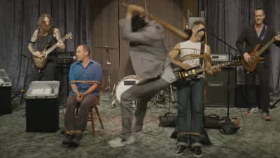 Watch The Eric Andre Show Finally Investigate 311