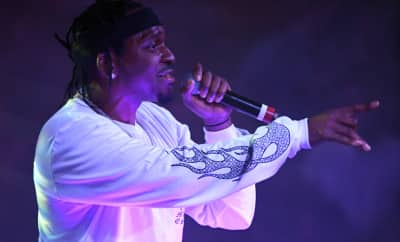 Pusha T's Toronto gig ended in an altercation