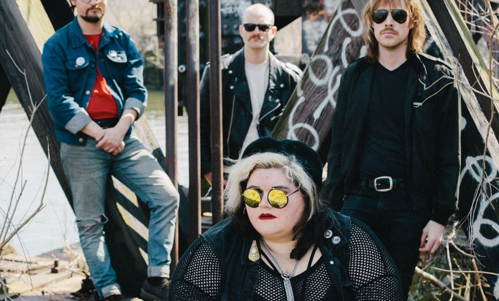 "Hear Sheer Mag's blistering new single ""The Killer"""