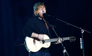 "Ed Sheeran is being sued for allegedly copying Marvin Gaye's ""Let's Get it On"""
