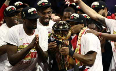 Streetwear brands that showed out for the Toronto Raptors NBA Championship win